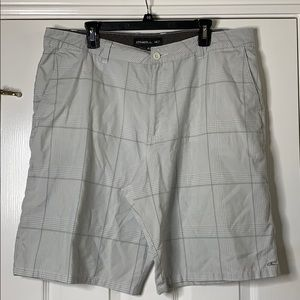 Men's O'Neill Checkered Bermuda Shorts